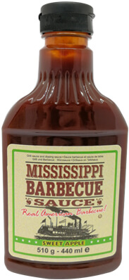 Mississippi Barbecue  Sweet Apple