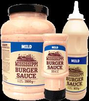 Mississippi Burger Sauce Mild
