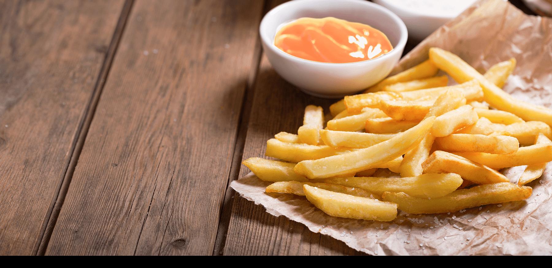 Fremont Deutschland Slider Potatoes Sauce